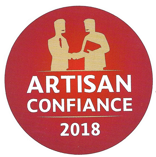 artisan confiance 2018