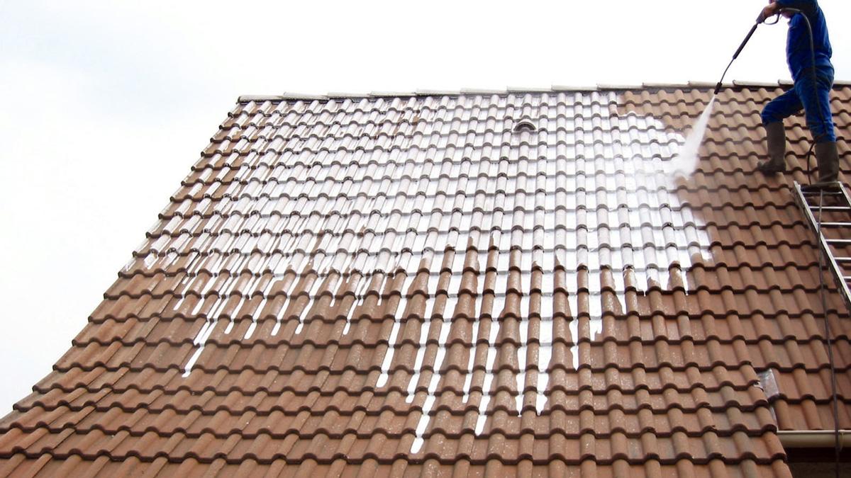 R novation de toiture yvelines ile de france color 39 tuiles - Produit traitement toiture ...